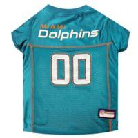 NFL Miami Dolphins Medium Pet Jersey