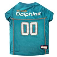 NFL Miami Dolphins Small Pet Jersey