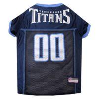 NFL Tennessee Titans Medium Pet Jersey