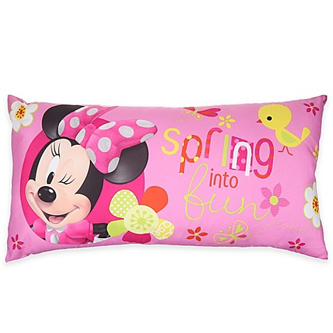 Minnie Classic Oversized Body Pillow Bed Bath Amp Beyond