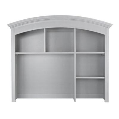 Baby Appleseed® Chelmsford Nursery Furniture Collection In Moon Grey U003e Baby  Appleseed® Chelmsford Hutch