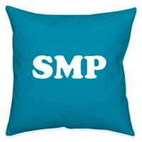 Square 16-Inch Faux Down Dual Sided Printable Throw Pillow