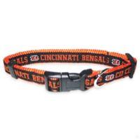 NFL Cincinnati Bengals Large Pet Collar