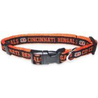 NFL Cincinnati Bengals Medium Pet Collar