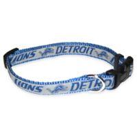 NFL Detroit Lions Small Pet Collar