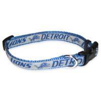 NFL Detroit Lions Small Pet Collar