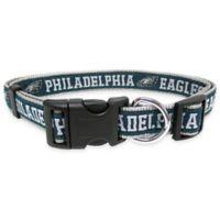 NFL Philadelphia Eagles Medium Pet Collar