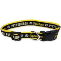 NFL Pittsburgh Steelers Large Pet Collar