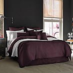 Kenneth Cole Reaction Home Mineral Twin Comforter in Cranberry