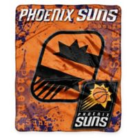 NBA Phoenix Suns Super-Plush Raschel Throw Blanket