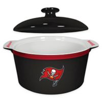 NFL Tampa Bay Buccaneers Sculpted Ceramic Gametime Oven Bowl