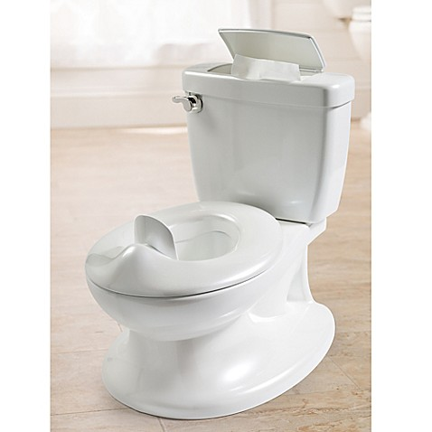 Summer Infant 174 My Size Potty In White Bed Bath Amp Beyond