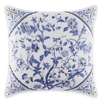 Laura Ashley® Charlotte Square Throw Pillow