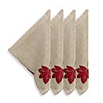 Fall Foliage Napkins (Set of 4)