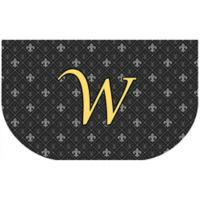 Weather Guard™ 40-Inch x 24-Inch Harlequin Fleur Kitchen Mat