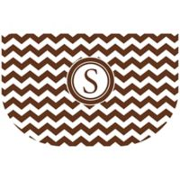 The Softer Side by Weather Guard™ 40-Inch x 24-Inch Chevron Kitchen Mat
