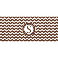 The Softer Side by Weather Guard™ 60-Inch x 25-Inch Chevron Kitchen Mat