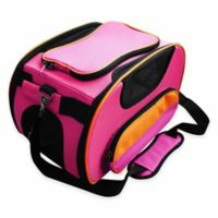 Airline Approved Sky-Max Collapsible Pet Carrier in Pink