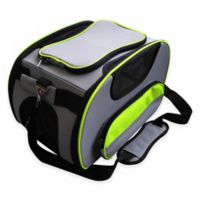 Airline Approved Sky-Max Collapsible Pet Carrier in Grey