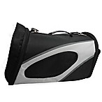 Airline Approved Phenom Collapsible Pet Carrier in Black/White
