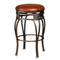 Hillsdale Montello Backless 30-Inch Barstool