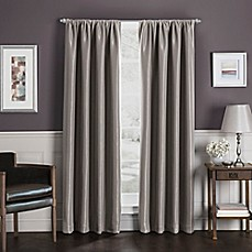 Sebastian Rod Pocket Insulated Total BlackoutTM Window Curtain Panel