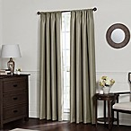 Emery 63-Inch Rod Pocket Insulated Total Blackout™ Window Curtain Panel in Smoke