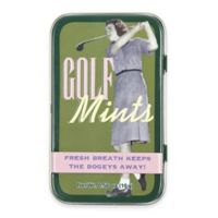 AmuseMints® Lady Golfer 24-Pack Sugar-Free Mints
