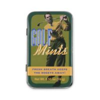 AmuseMints® Male Golfer 24-Pack Sugar-Free Mints