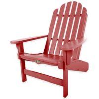 Pawleys Island® Durawood® Essential Adirondack Chair in Red