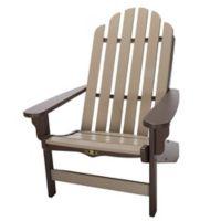 Pawleys Island® Durawood® Essential Adirondack Chair in Weatherwood