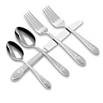 Waterford® Ballet Ribbon Matte 5-Piece Flatware Place Setting