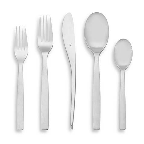 Icon Flatware 5-Piece Place Setting