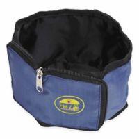 Wallet Folding Collapsible Zip-N-Go Travel Pet Bowls