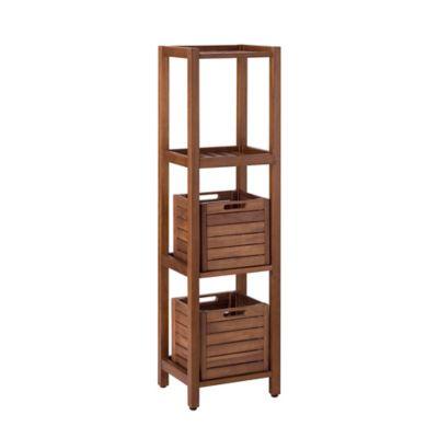 Buy Teak Shelf from Bed Bath & Beyond