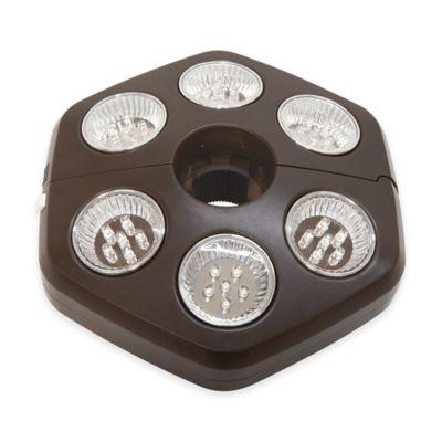 Buy outdoor umbrella lights from bed bath beyond simplyshade umbrella light in bronze workwithnaturefo