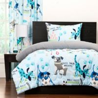 Crayola® Chase Your Dreams Reversible Twin Comforter Set