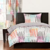 Crayola® Stroke of Genius 2-Piece Reversible Twin Comforter Set