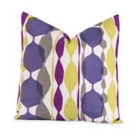 Crayola® Bejeweled 16-Inch Square Throw Pillow in Purple 0f82b8c999