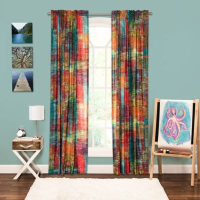 Rod Pocket Curtains from Buy Buy Baby