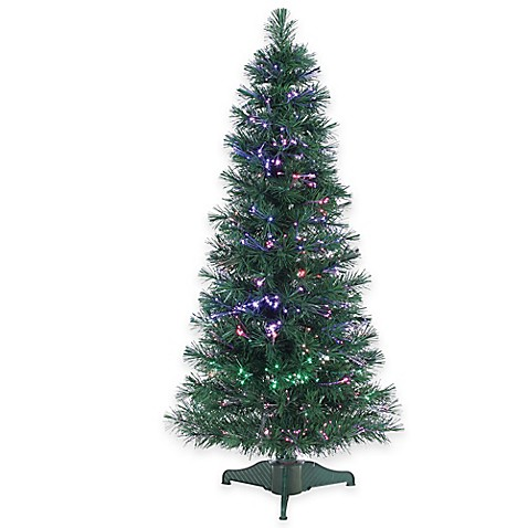 7 Foot Fiber Optic Christmas Tree