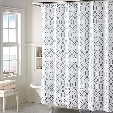 Huntley Shower Curtain - Bed Bath & Beyond