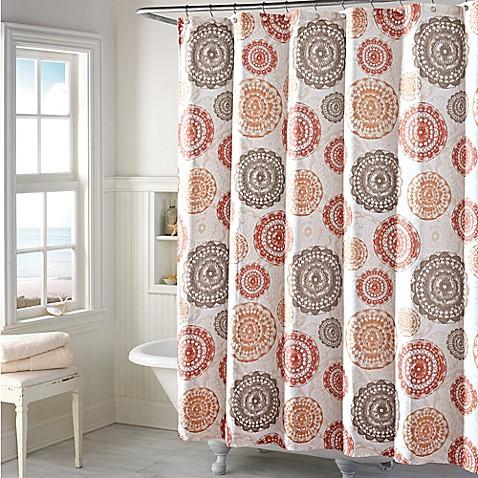 Style Lounge Shower Curtain. Malia Shower Curtain  Bed Bath Beyond