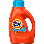 Tide® 50 oz. 2x Liquid Laundry Detergent in Clean Breeze
