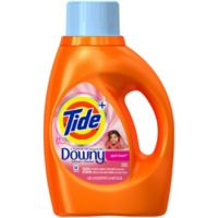 Tide® April Fresh® 46 oz. 2X Liquid Laundry Detergent With Touch of Downy®