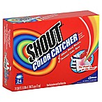 Shout® Color Catcher® 24-Count Sheets
