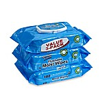 Harmon® Face Values™ 3-Pack 60-Count Flushable Moist Wipes