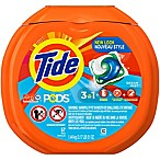 Tide® PODS 57-Count Laundry Detergent in Ocean Mist