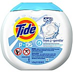 Tide® PODS 57-Count Laundry Detergent in Free and Clear
