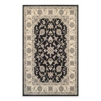 Couristan® Everest Rosetta 5-Foot 3-Inch x 7-Foot 6-Inch Area Rug in Brown